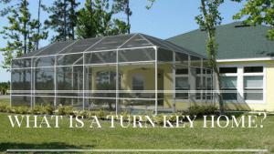 turn key home
