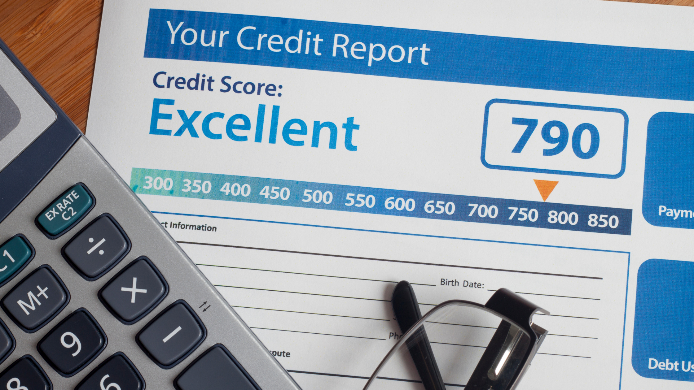 How Your Credit Score Impacts Your Home Financing
